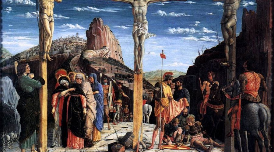 crucifixion-by-mantegna