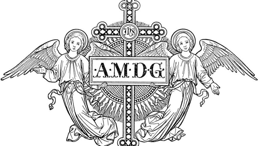 AMDG +